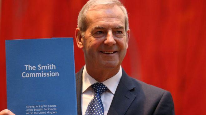 Image result for scottish devolution the smith commission