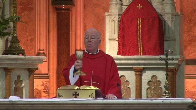 Bishop McAreavey