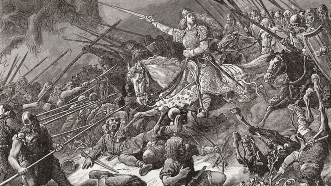 Aethelflaed: The warrior queen who broke the glass ceiling