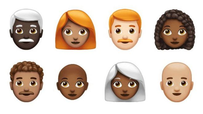 Apple Unveils Its Latest Emojis On World Emoji Day Bbc News