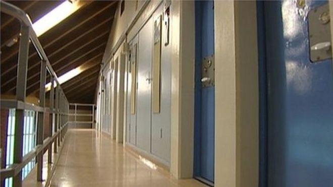Файл с изображением тюремных камер