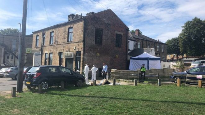 batley murder inquiry man charged over baseball bat attack death
