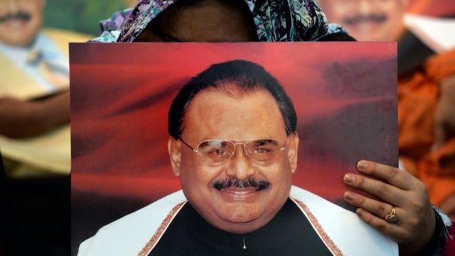 Pakistan MQM founder Altaf Hussain arrested in UK - BBC News