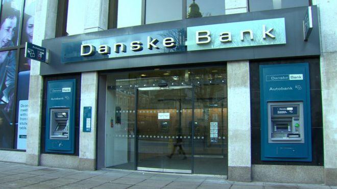38ce1cdc57d2 Danske Bank reports rise in pre-tax profits - BBC News