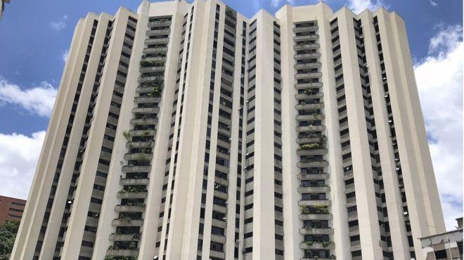 Edificio residencial en Caracas