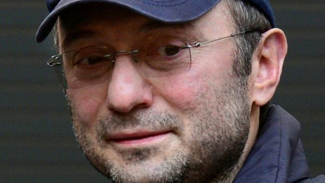 سلیمان کریم اف اتهام پولشویی و فرار مالیاتی را رد می کند