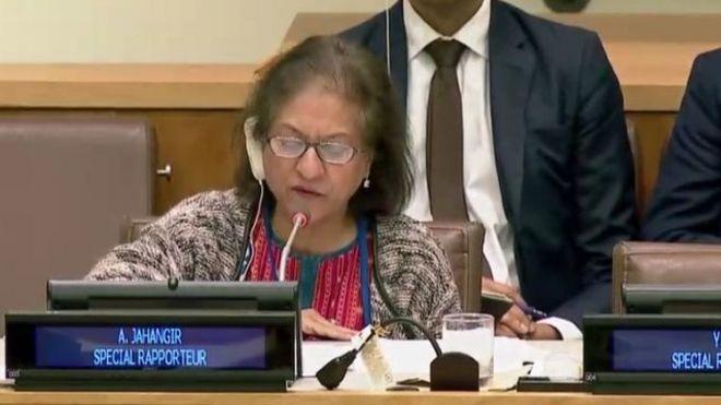 تصویب قطعنامه سازمان ملل در انتقاد از وضعیت حقوق بشر ایران