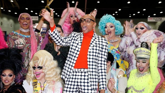 Why Rupaul S Drag Race Is Big Business Bbc News
