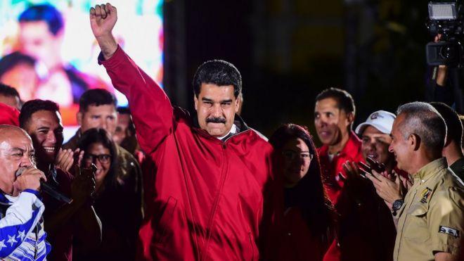 Micolás Maduro