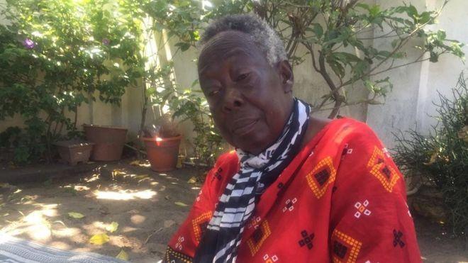 Mama mzazi wa mwandishi wa habari Erick Kabendera