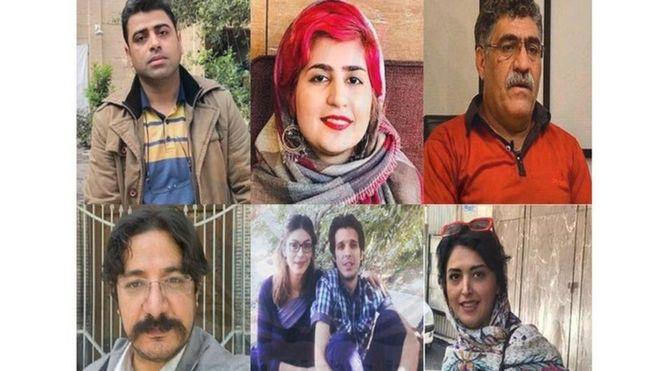 چهارمین جلسه پرونده هفت تپه؛ امیرحسین محمدیفرد اعلام اعتصاب غذای خشک کرد
