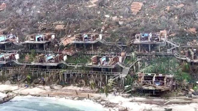 Irma Kasırgası, Kübada 10 kişinin ölümüne neden oldu