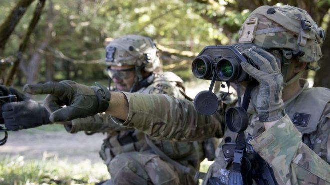 Немецкие военные