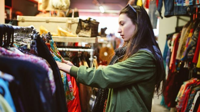 f0e9bae6c2 Will we soon be renting rather than buying our clothes? - BBC News