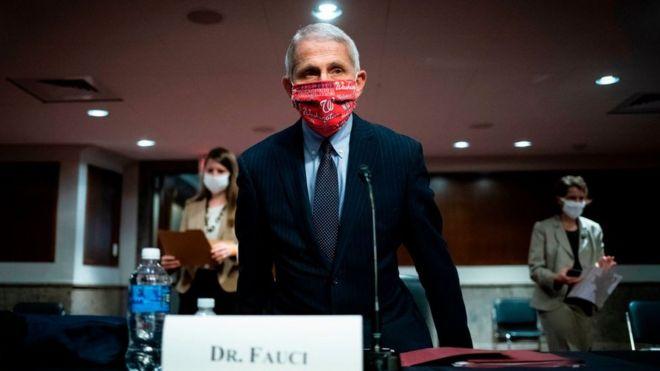 الدكتور فاوتشي