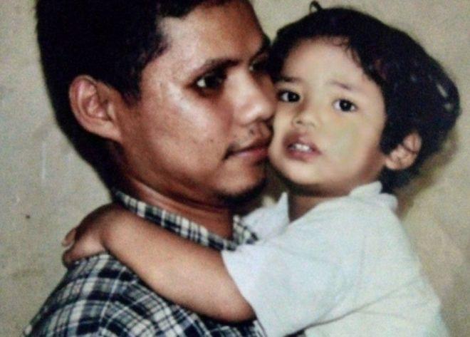 Iwan Setiawan dan Rizqy