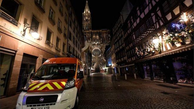 Strasbourg Christmas Market Shooting.Strasbourg Shooting What We Know Bbc News