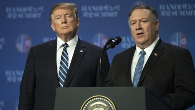 Trump approves $8bn Saudi weapons sale over Iran tensions