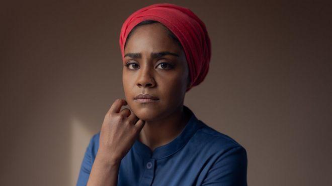Nadiya Hussain praised for on-screen anxiety treatment - BBC