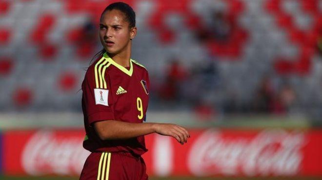 Deyna Castellanos entre las finalistas de los premios The Best a la mejor jugadora del mundo