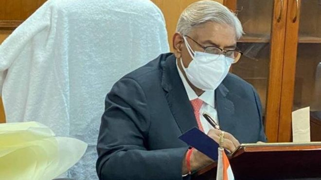नए मानवाधिकार अध्यक्ष जस्टिस अरुण मिश्रा