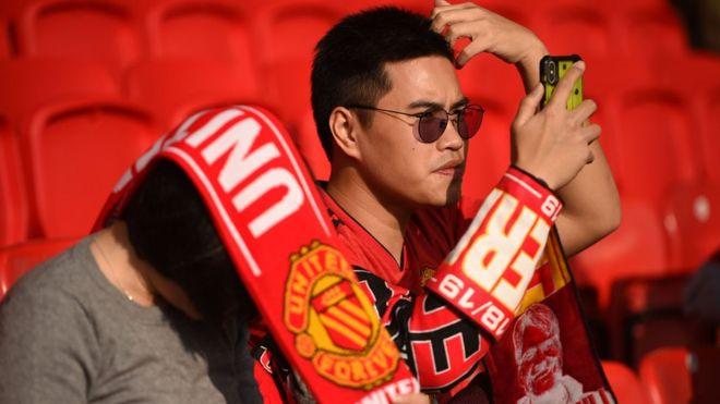 Man Utd da City: 'Yan Liverpool sun jingine gaba - BBC News