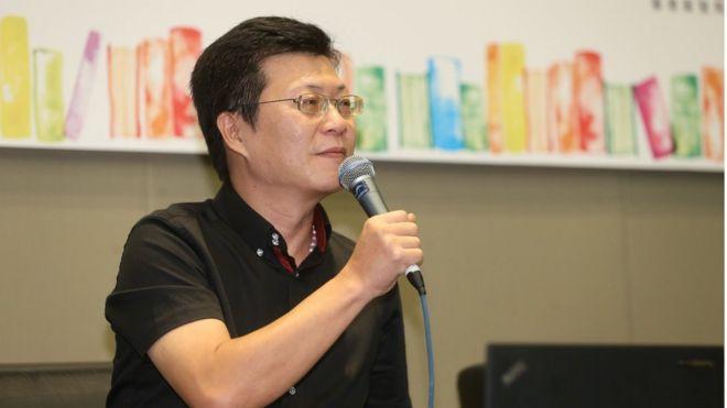 蔡智恆獲邀在2018香港書展開講座