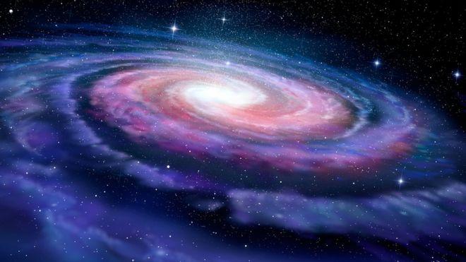 9924c27f8dc Cuánto pesa la Vía Láctea? Los científicos que midieron