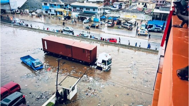 Accra Floods: 27 years of democracy, 7 General Elections den 5