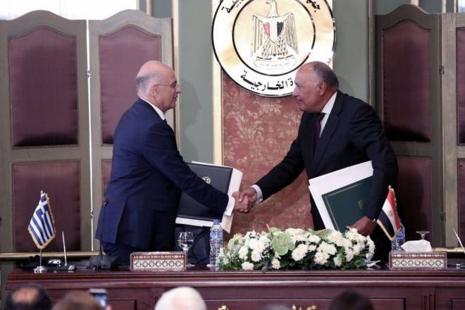 Yunanistan, Mısır'la neden aniden anlaşma imzaladı?