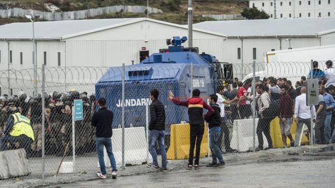 İstanbul 3. Havalimanı inşaatı protestosu