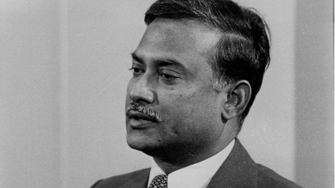 بنگلہ دیش کے سابق صدر جنرل ضیا