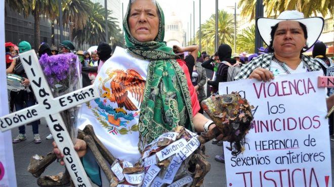 Día de la Mujer | Millones de mujeres marcharon en todo el mundo en el Día de la Mujer para repudiar la violencia y pedir por la igualdad de género
