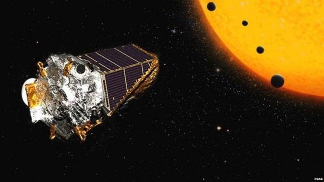 Image result for नासा ने अंतरिक्ष एजेंसी केयोगदानसे तैयार किया ये...