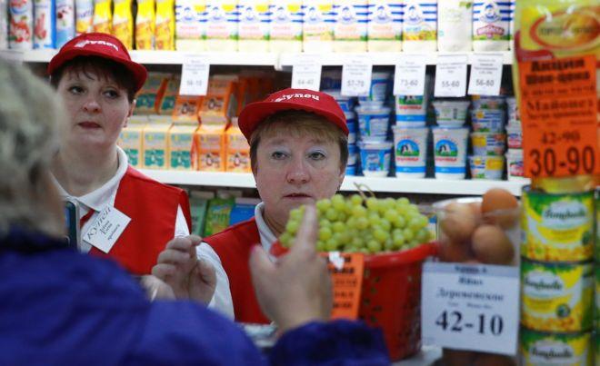 18 лет инфляции: как менялись цены при Путине. Графики