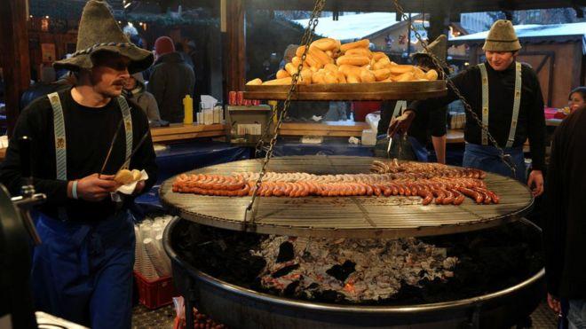 Nếu những người bán thịt ở Đức không thể thích nghi được, thì những truyền thống hàng thế kỷ có thể bị đe dọa.