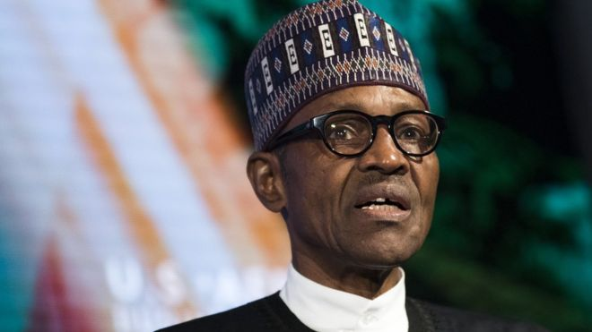 Benue Killing: Church of Satan don reply President Buhari - BBC News