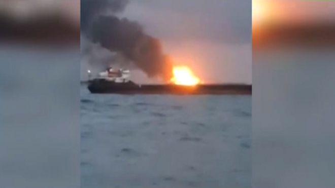 rescue amid deadly blaze