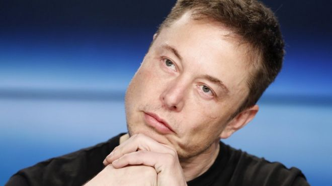 Elon Musk: SpaceX and Tesla alive 'by skin of their teeth