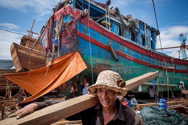 Việt Nam, người đánh cá
