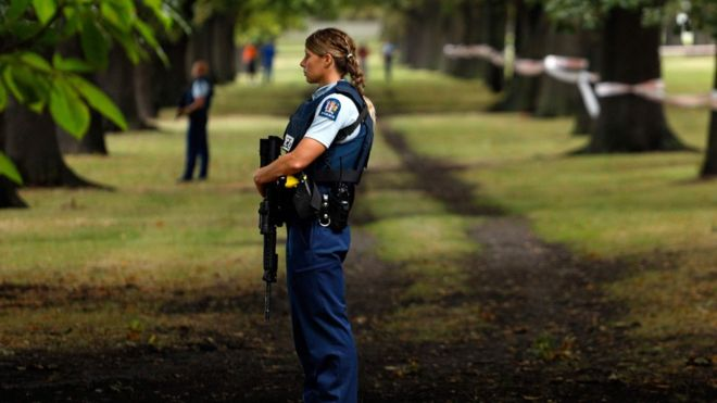 New Zealand mosque shooting: What is known about the suspect