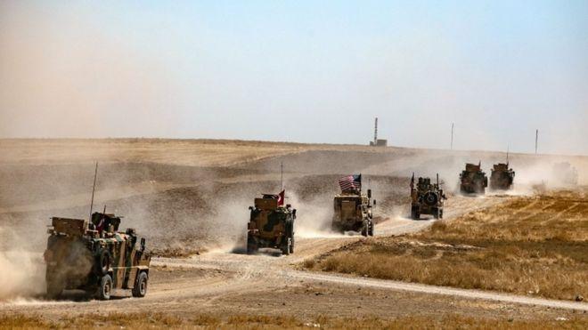 رد: مغادرة الامريكان وحسرة الأكراد