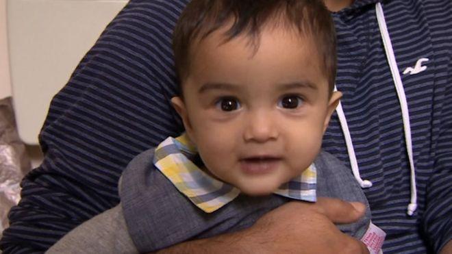 Малыш Хаммад