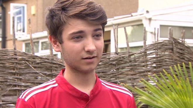 Spinraza: Bristol teenager 'ineligible' for SMA drug - BBC News