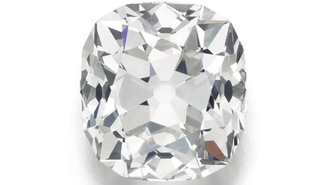 Car boot sale diamond fetches 650k at auction  BBC News