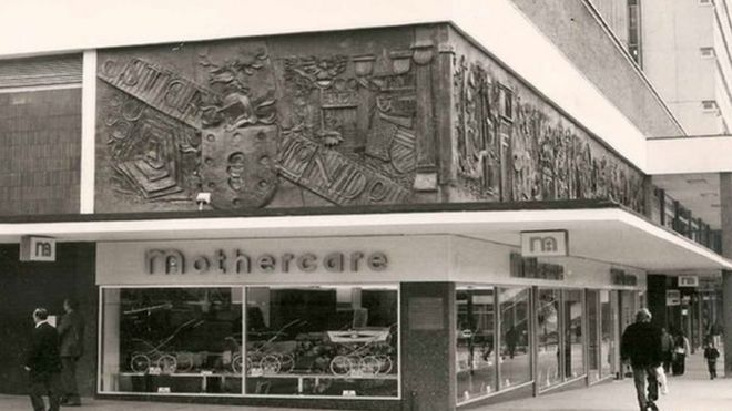 Bracknell mural decision leaves sculptor dismayed bbc news bronze relief in bracknells charles square malvernweather Image collections
