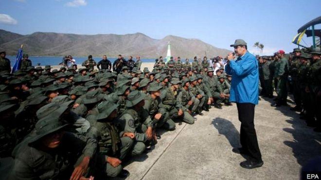 Ông Nicolás Maduro
