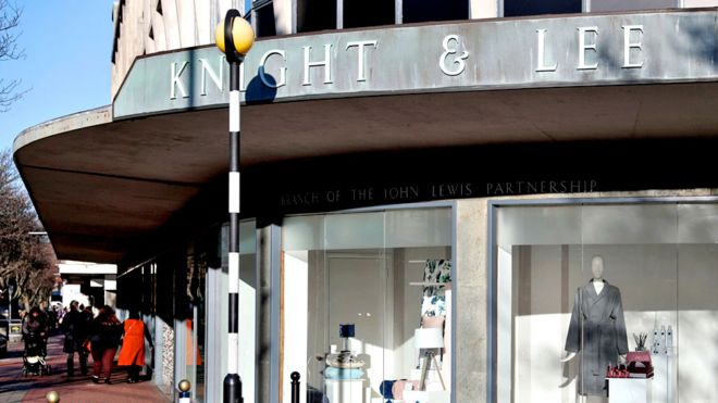 f98abfda65d John Lewis to shut Knight & Lee store in Southsea - BBC News