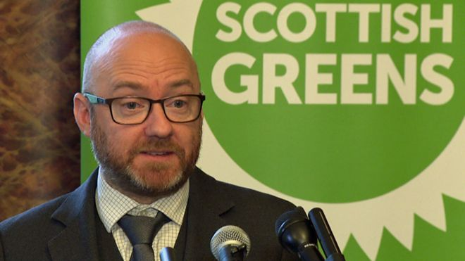 Scottish Greens call for free public transport