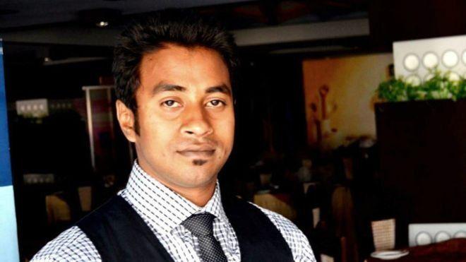 Bangladesh student Nazimuddin Samad hacked to death - BBC News